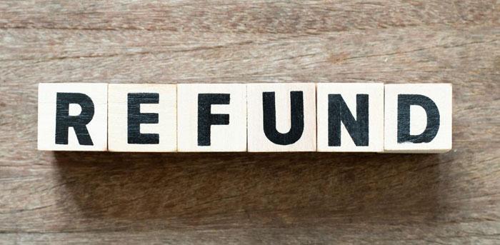 request a refund | Simple URL shortener