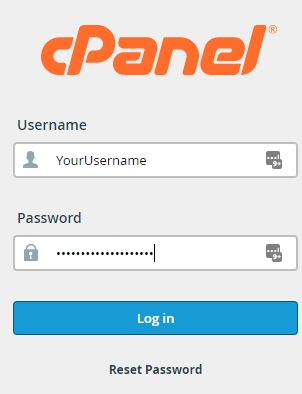 C-Panel login screen | Simple URL Shortener SEO forums