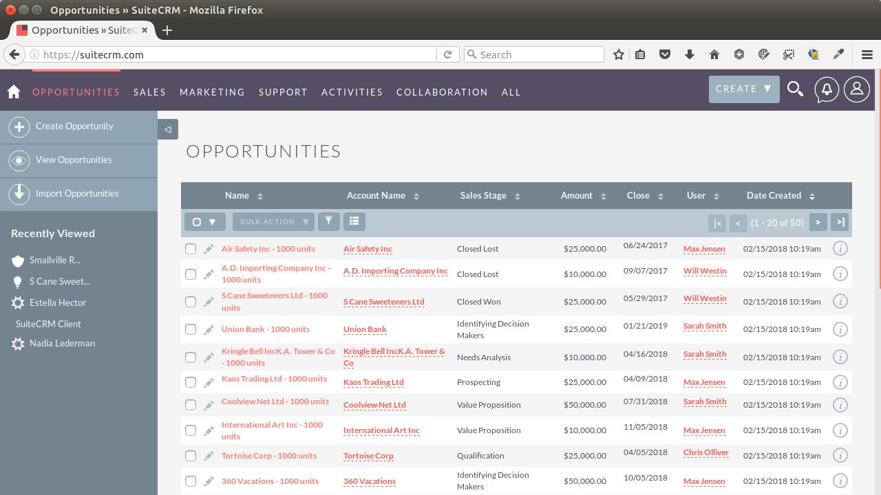 Suite CRM | Simple URL Shortener SEO forums
